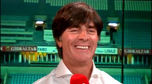 Joachim Löw - Post match interview - Deutschland v Gibraltar 19