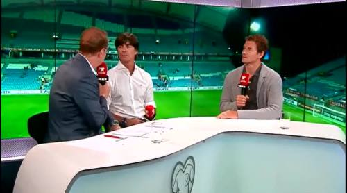 Joachim Löw - Post match interview - Deutschland v Gibraltar 2
