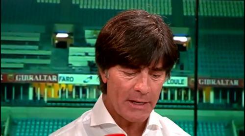 Joachim Löw - Post match interview - Deutschland v Gibraltar 20
