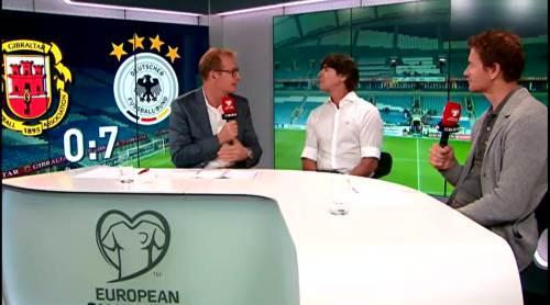 Joachim Löw - Post match interview - Deutschland v Gibraltar 21