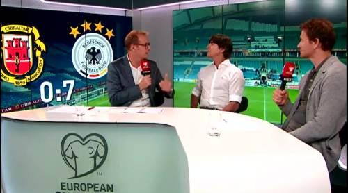 Joachim Löw - Post match interview - Deutschland v Gibraltar 22