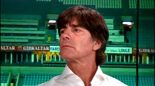 Joachim Löw - Post match interview - Deutschland v Gibraltar 24