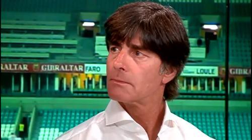 Joachim Löw - Post match interview - Deutschland v Gibraltar 27