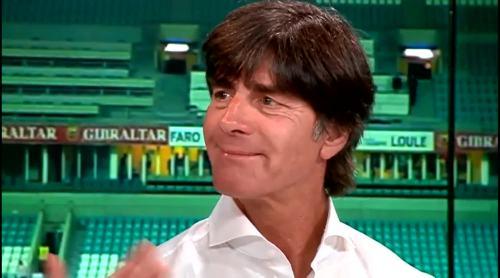 Joachim Löw - Post match interview - Deutschland v Gibraltar 28