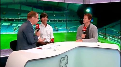 Joachim Löw - Post match interview - Deutschland v Gibraltar 3