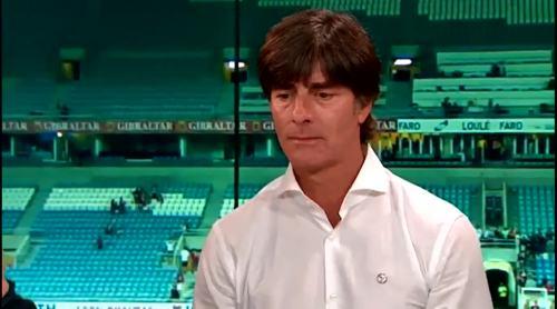 Joachim Löw - Post match interview - Deutschland v Gibraltar 4