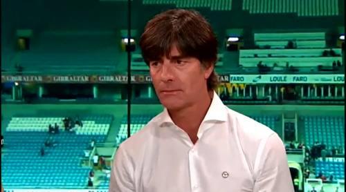 Joachim Löw - Post match interview - Deutschland v Gibraltar 5