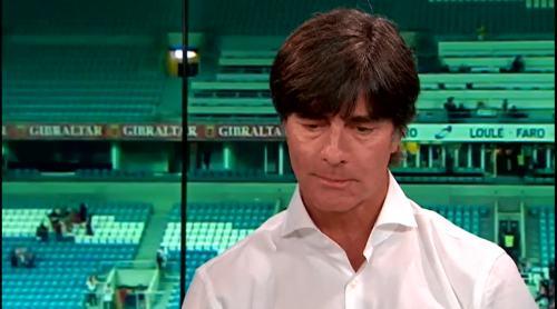 Joachim Löw - Post match interview - Deutschland v Gibraltar 7