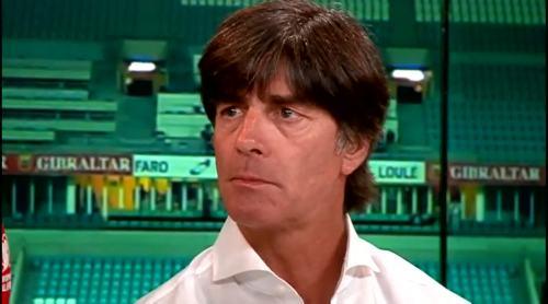 Joachim Löw - Post match interview - Deutschland v Gibraltar 8
