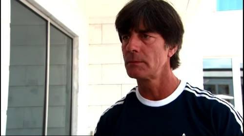Joachim Löw - pre-match interview - Gibraltar v Deutschland 1