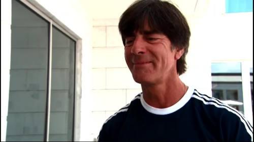 Joachim Löw - pre-match interview - Gibraltar v Deutschland 2