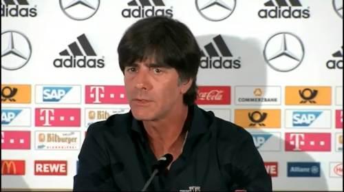 Joachim Löw -Pressekonferenz nach dem Spiel gegen die USA 2