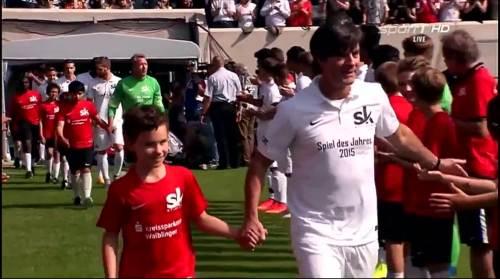 Joachim Löw - Sami Khedira's Charity Match 10