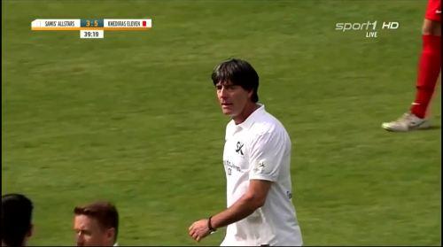Joachim Löw - Sami Khedira's Charity Match 16