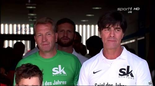 Joachim Löw - Sami Khedira's Charity Match 2