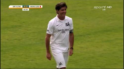 Joachim Löw - Sami Khedira's Charity Match 24