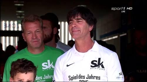 Joachim Löw - Sami Khedira's Charity Match 3