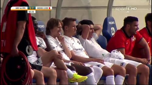 Joachim Löw - Sami Khedira's Charity Match 34