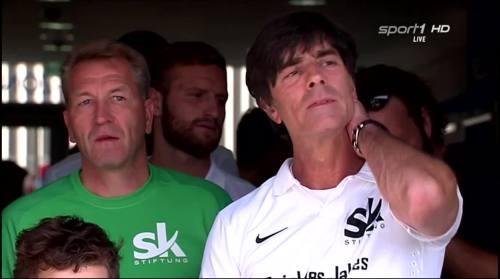 Joachim Löw - Sami Khedira's Charity Match 4
