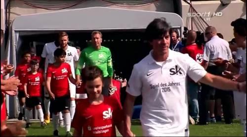 Joachim Löw - Sami Khedira's Charity Match 8