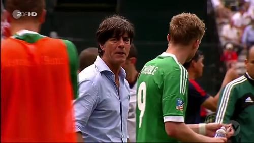 Joachim Löw - USA v Germany 10