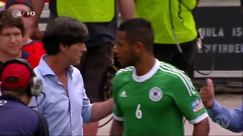 Joachim Löw - USA v Germany 11