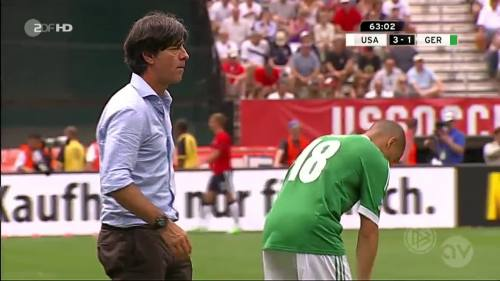 Joachim Löw - USA v Germany 18