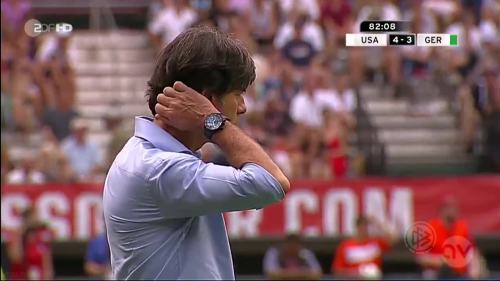 Joachim Löw - USA v Germany 24