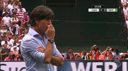 Joachim Löw - USA v Germany 4