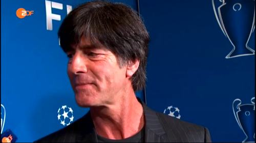 Joachim Löw ZDF interview - Champions League Finale 2015 10