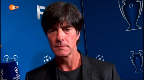 Joachim Löw ZDF interview - Champions League Finale 2015 2
