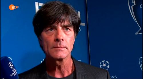 Joachim Löw ZDF interview - Champions League Finale 2015 4