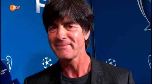 Joachim Löw ZDF interview - Champions League Finale 2015 5