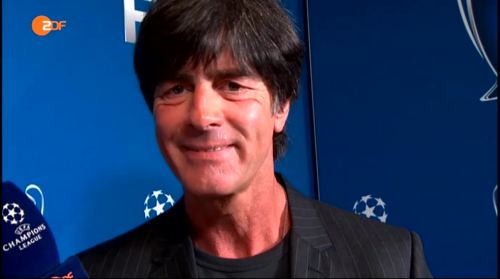 Joachim Löw ZDF interview - Champions League Finale 2015 6