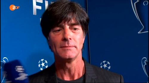 Joachim Löw ZDF interview - Champions League Finale 2015 8