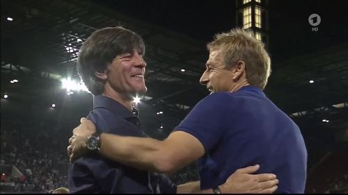 Jogi & Klinsi - Deutschland v USA - 2nd half 13