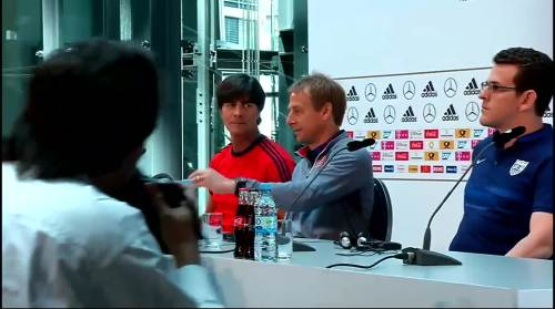 Jogi & Klinsi - Press Conference 1