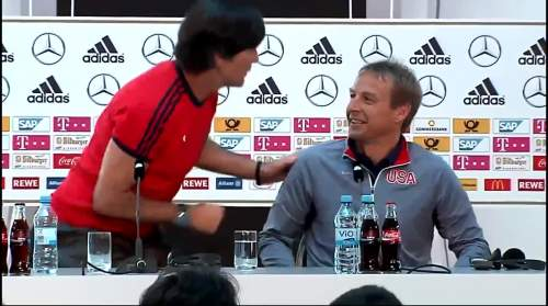 Jogi & Klinsi - Press Conference 10