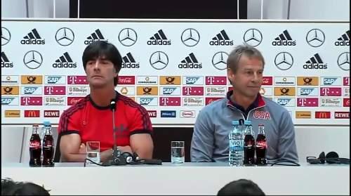 Jogi & Klinsi - Press Conference 2