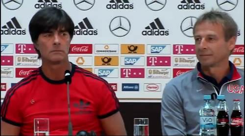 Jogi & Klinsi - Press Conference 3