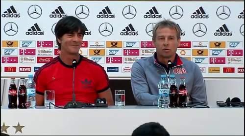 Jogi & Klinsi - Press Conference 4