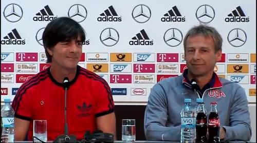 Jogi & Klinsi - Press Conference 5
