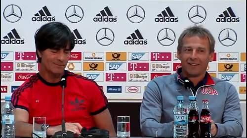 Jogi & Klinsi - Press Conference 6