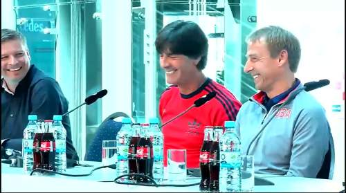 Jogi & Klinsi - Press Conference 7