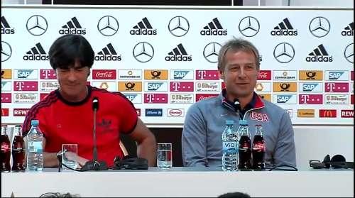 Jogi & Klinsi - Press Conference 8