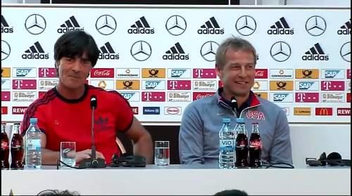 Jogi & Klinsi - Press Conference 9