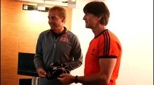 Länderspiel-Cap für Jürgen Klinsmann 3