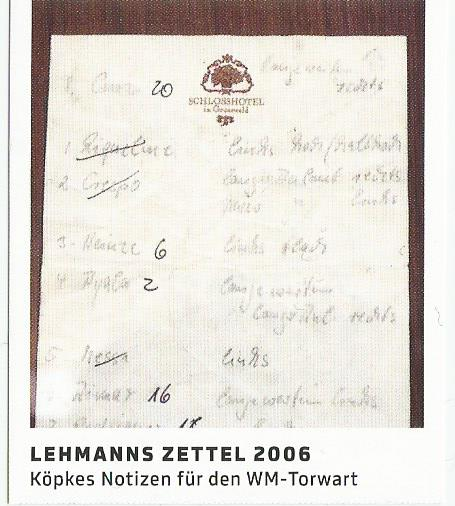 Lehmanns Zettel 2006