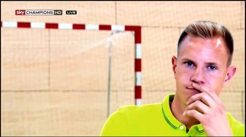 Marc Andre Ter Stegen - Champions League Finale pre-match show 1