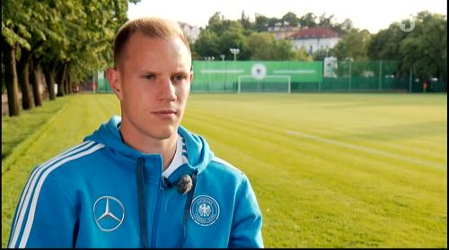 Marc Andre ter Stegen - interview 1
